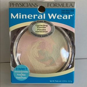 Physicians Formula Mineral Wear Correcting Powder